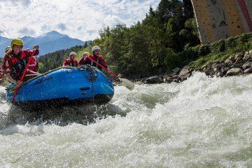 Survival werkweek Oostenrijk
